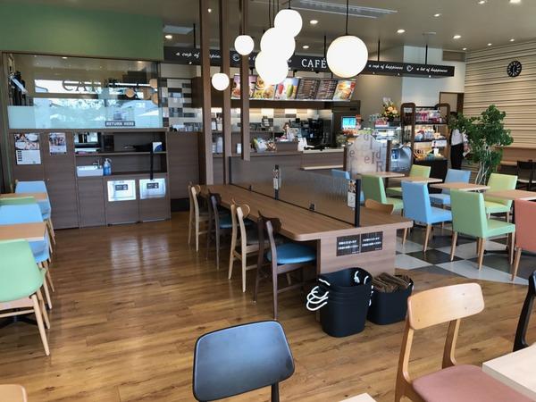 カフェ・ド・クリエ ※店舗イメージ