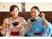 金目鯛の味噌汁サービス