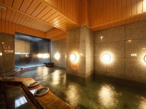 2階天然温泉大浴場「玄要の湯」