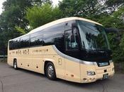 【送迎】軽井沢駅からの送迎バスを毎日運行中※日によりバスが異なります