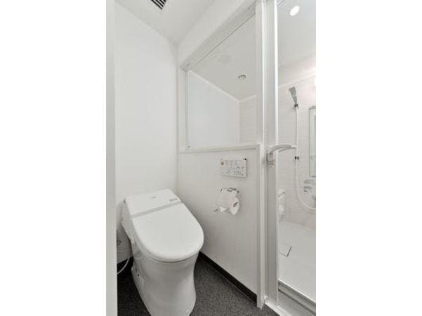 独立型バスルーム