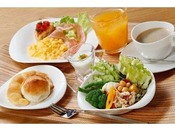 ココシエール自慢の料理(朝食)