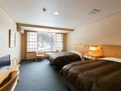 バリアフリー洋室