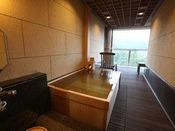 露天風呂付き和洋室スイート(一例)