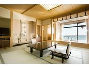 露天風呂付・角部屋専用客室