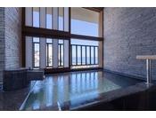 和洋室・半露天風呂付客室の一例