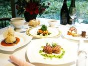 洋食フルコースディナー(イメージ)