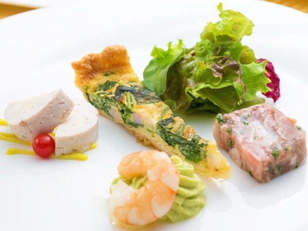 【2016年】西欧料理一例