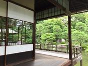 【渉成園(枳殻邸)】東本願寺の別邸。京都駅からのアクセス良し、京都到着後や京都を離れる最後にいかが?