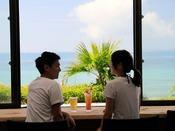 【ビーチエリア】海カフェ