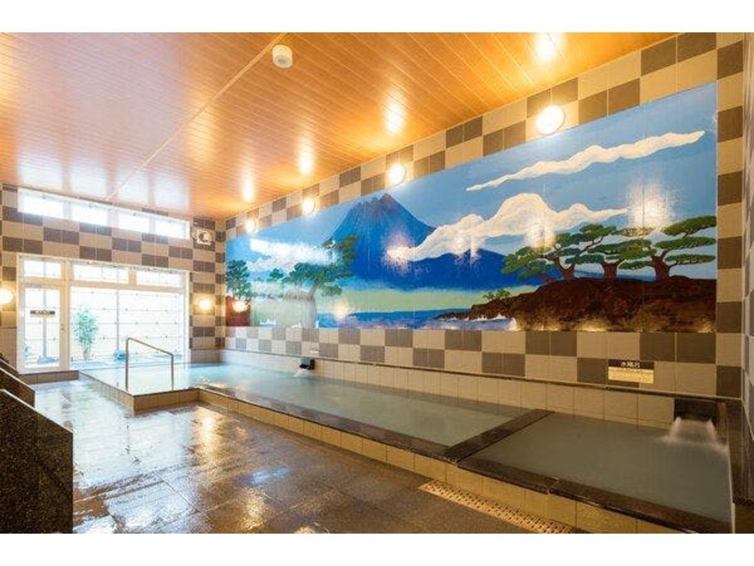 大浴場 「松」