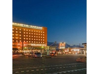 駅前フジグランドホテル