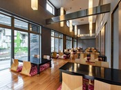 2階レストラン『和食割烹 彩旬』小上がり席