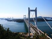 岡山と香川をつなぐ【瀬戸大橋】