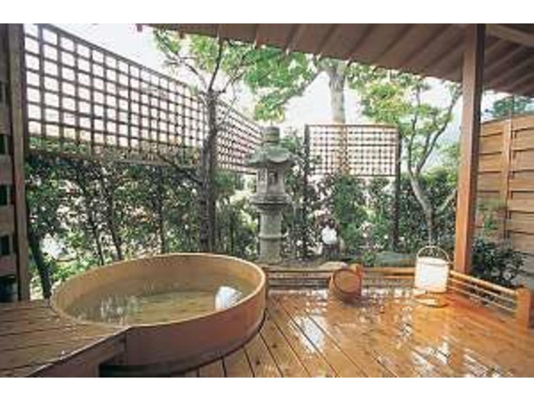 芙蓉山荘 露天風呂