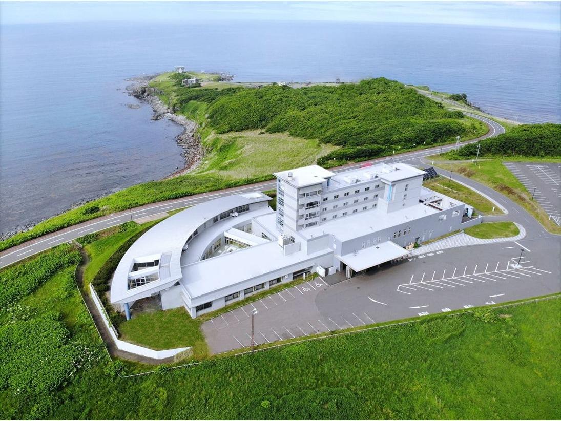 オホーツク温泉ホテル日の出岬