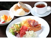 【こだわりの朝食】朝から元気に!!