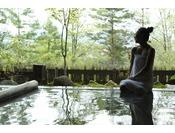 【大浴場】古の湯。