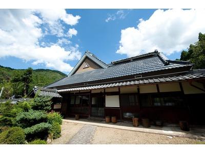 丹波篠山 古民家の宿 集落丸山