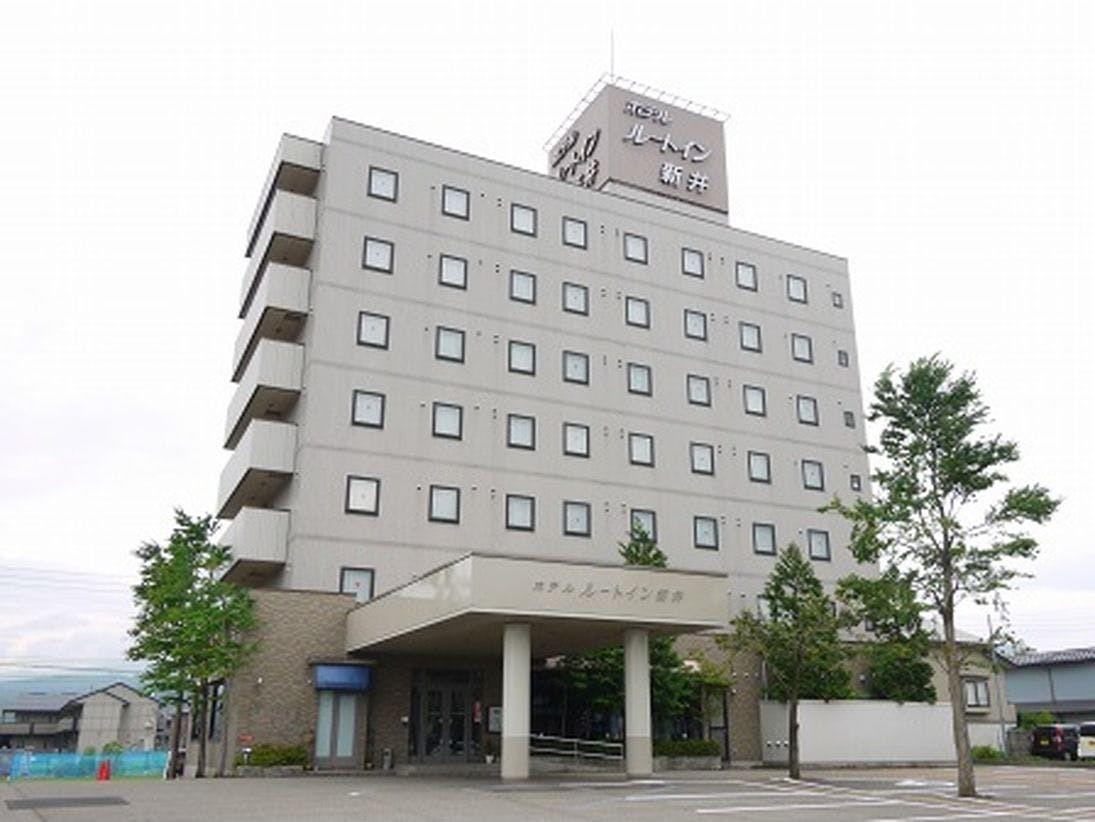 ホテルルートイン妙高新井
