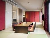 【レギュラーフロア】和室(45平米)