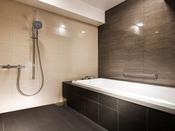 【和洋室】洗い場付きの広々としたバスルーム(一例)