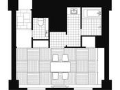 平面図:和室(一例)