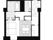 平面図:和洋室(一例)
