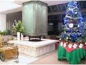 【イベント】クリスマス仕様のラウンジ
