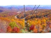 【秋】10月~11月にかけて楽しめる裏磐梯の紅葉―おすすめはロープウェイの乗って空からの紅葉狩り♪