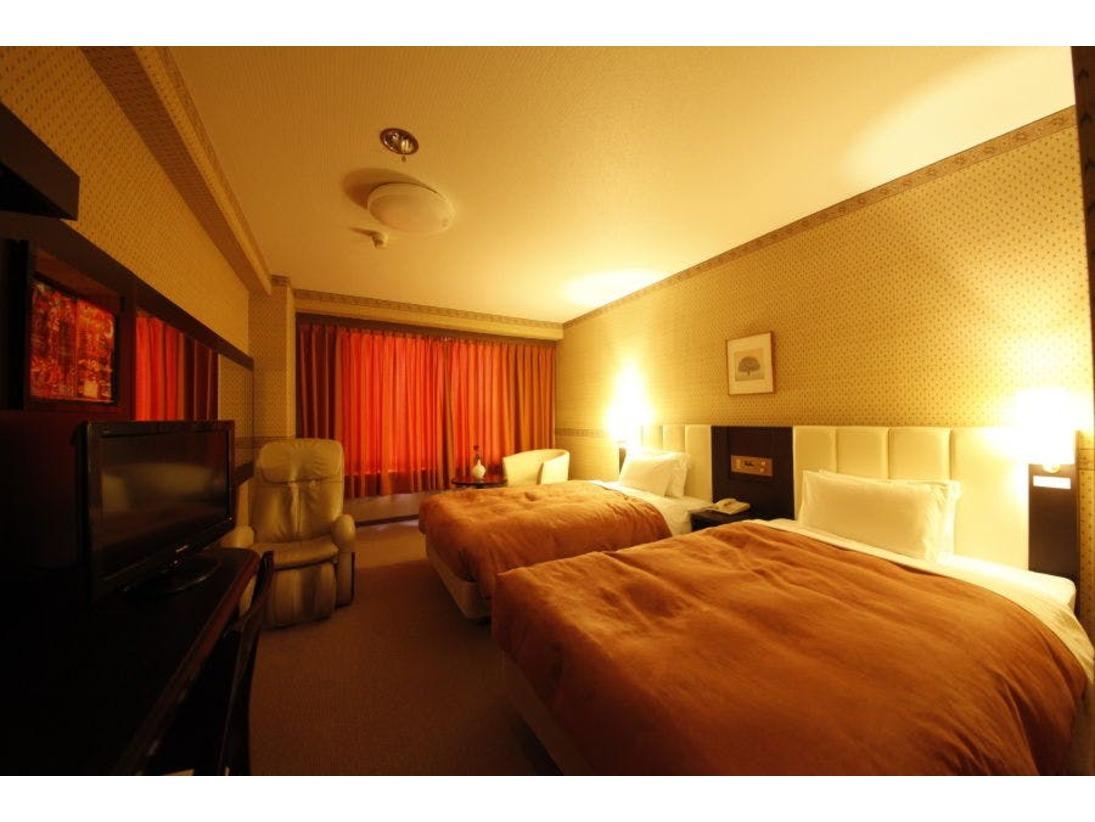 高原ホテルツインルーム2