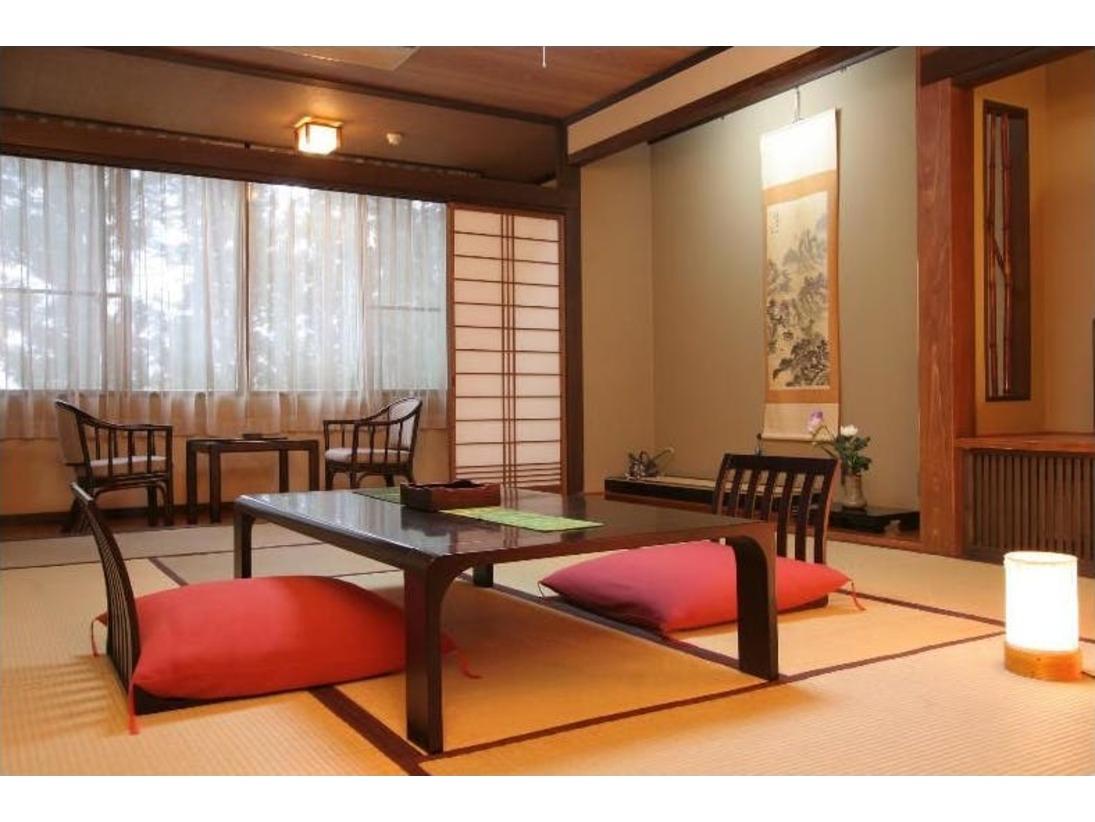 和室12畳の客室