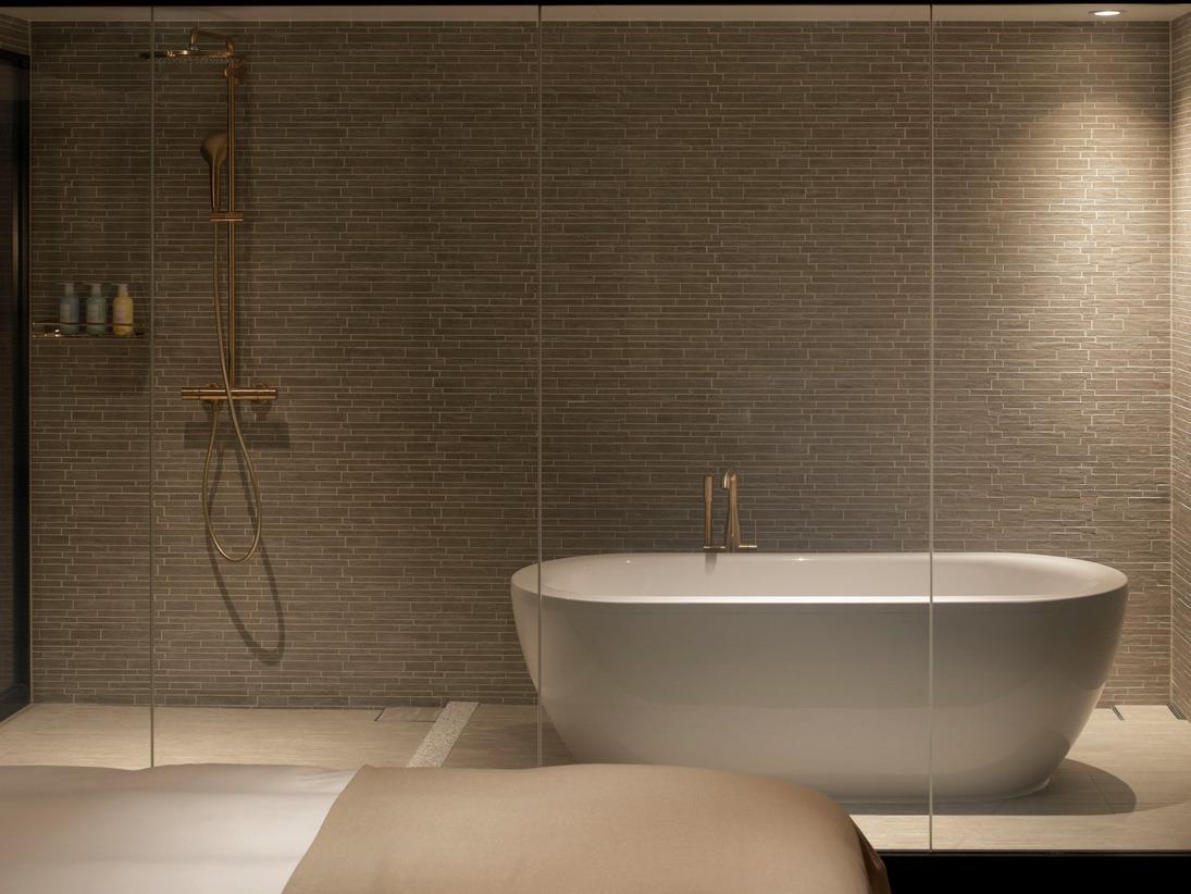 【東山テラススイート】バスルーム※写真は一例