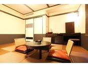 【客室】和室。布団(3名定員)・Japanese style room for 3 adults