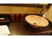 【客室】和室洗面台・Wash basin