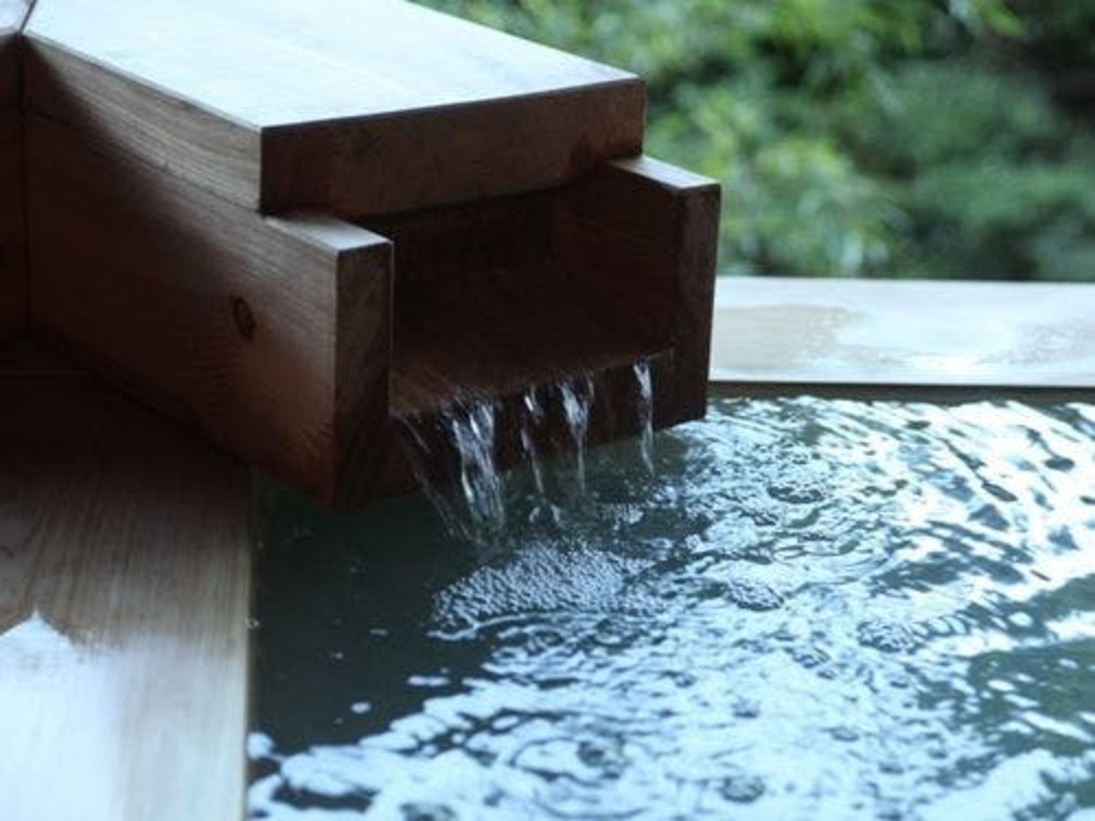 すべて源泉掛け流しの温泉です。