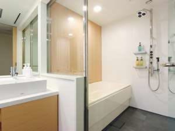 スーペリアツイン バスルーム