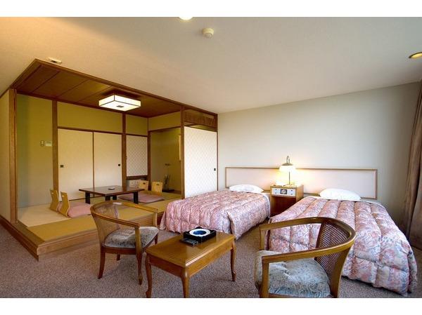 薩摩客殿和洋室(42平米)