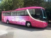 ホテルより、東京ディズニーランド(R)・JR舞浜駅・ベイサイドステーションの3方向へ無料送迎バスを運行しております。 滞在時はぜひご活用ください。