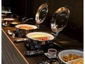 御食国「淡路島」の魅力がつまった旬の食材を使用した美味しい&ヘルシーなお夕食ビュッフェにはキッズコーナーもあり≪料理イメージ≫