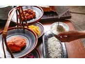 約40種類の和洋朝食バイキング(一例)