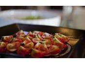 地元の食材を使用したおいしい&ヘルシーなお食事≪料理イメージ≫