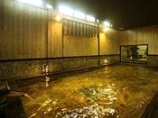 """■大内の御湯■ 傷を癒すといわれる【湯田の湯】""""広々とした大浴場""""で、温泉の醍醐味を満喫♪"""