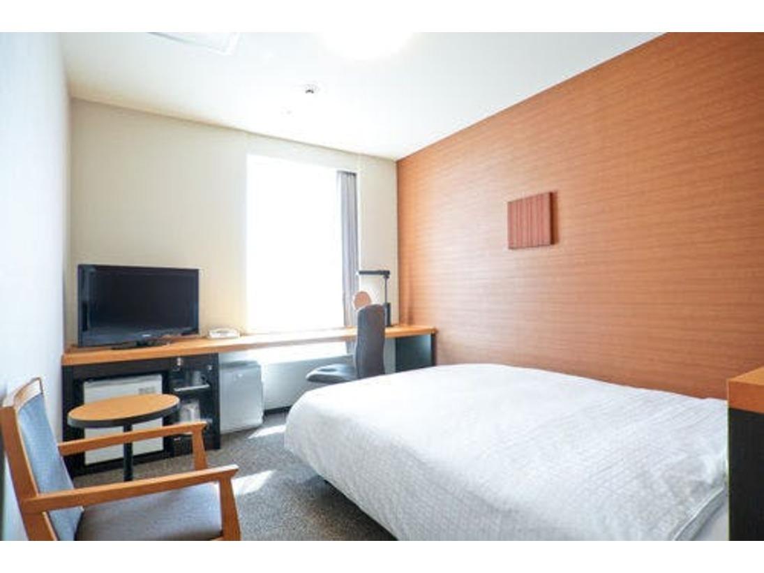 【スタンダードB】18平米154cm幅ベッド