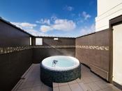 ◆屋上貸切露天風呂◆景観がことなる、『3種の貸切風呂』 をご用意
