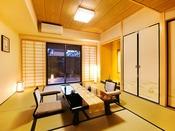 ◆和室 -鳥の間-◆~専用モダン石庭つき~(36平米)