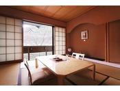 桜 和室:8畳+1畳