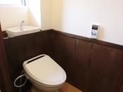 トイレ暖房便座 ウォシュレットです