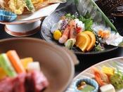 【まるごと鳥取会席】鳥取県の味覚をギュッと(カニ無し)