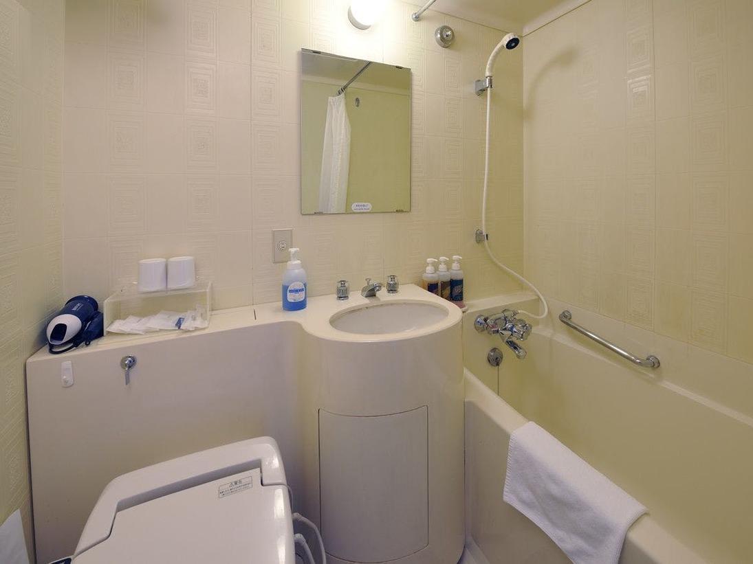 レイクビューツイン バスルーム
